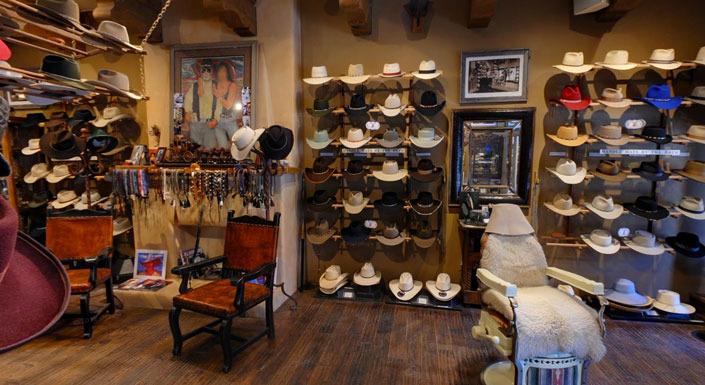 cfa675fb423 O Farrell Custom Cowboy Hat Store. « »