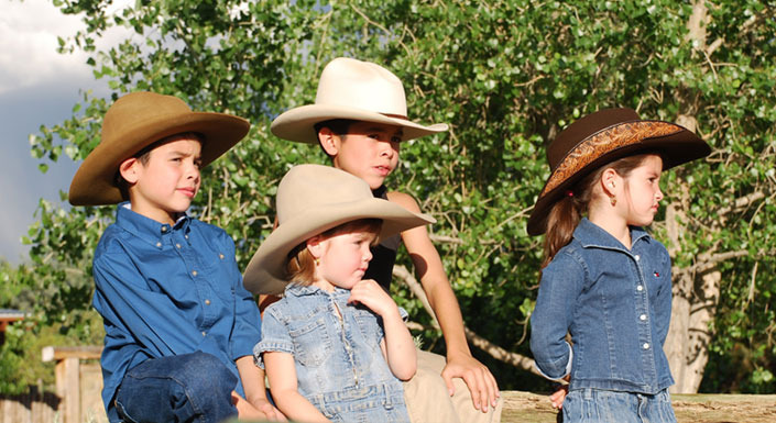 Custom Cowboy Hats for Boys and Girls of all Ages db10b05e59c2
